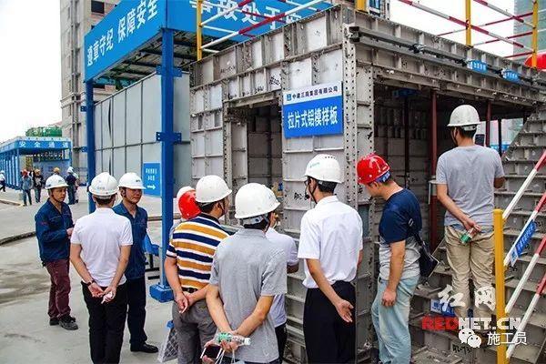 建筑铝合金模板如何测量放线?墙厚定位钢筋如何安装?