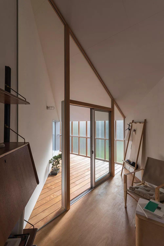 这些日本房子看着很简陋,但空间布局令人咋舌!_22
