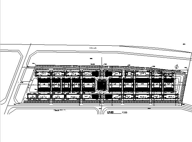 [辽宁]18栋商贸楼建筑施工图(含机电——结构图纸)_5