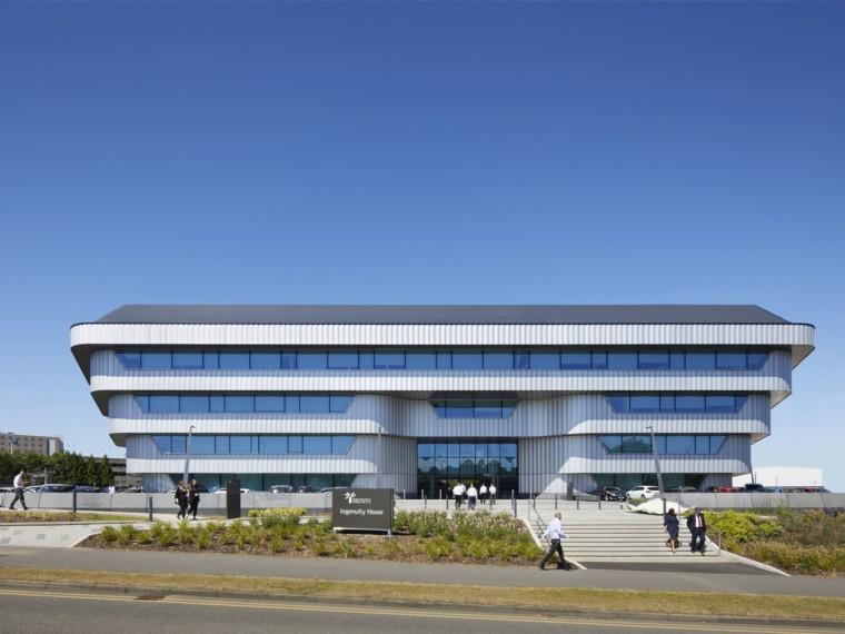 英国IngenuityHouse办公楼
