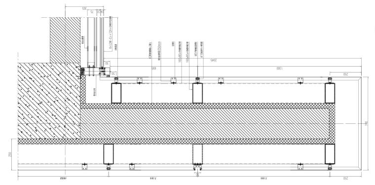幕墙节点详图(石材、玻璃、铝板幕墙等)