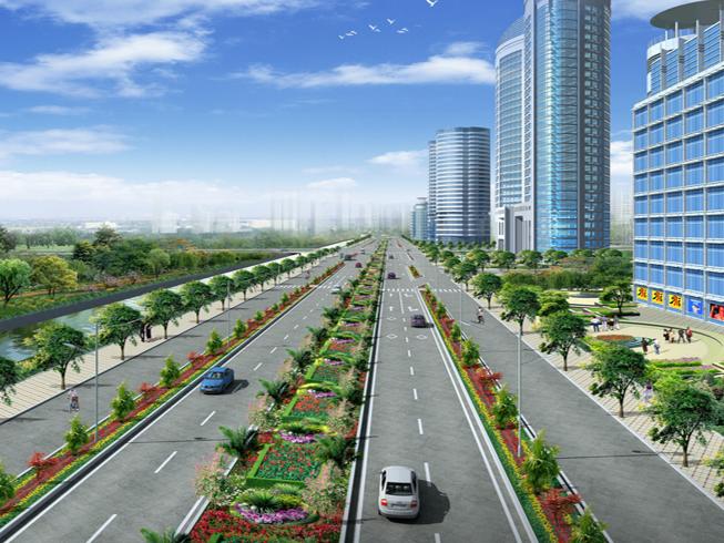城市交通与道路规划讲义第五章城市道路横断面设计第一部分_4
