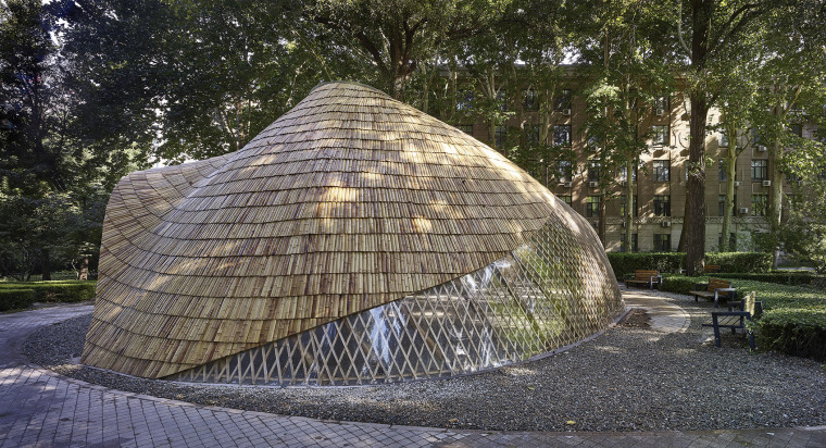 北京林业大学花园节信息亭-012-swirling-cloud-bulletin-pavilion-for-bjfu-garden-festival-by-sup-atelier