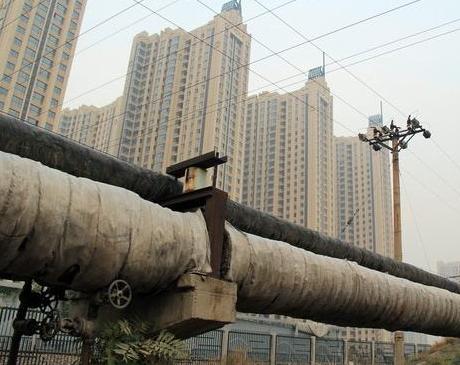 天津市成林道北侧房地产项目供热管道工程施工组织设计