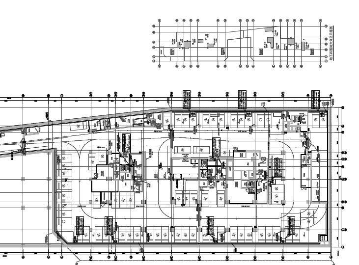 深圳超高层办公建筑给排水施工图(含气体灭火系统设计,给排水负荷计算)_8