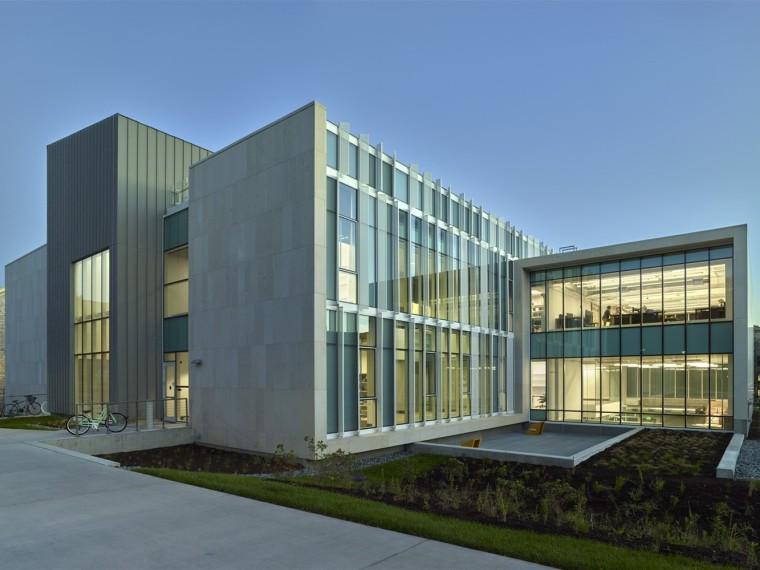 美国堪萨斯州立大学建筑规划设计学院