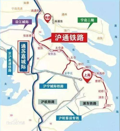 上海大都市圈轨道交通详解:城轨互连!通勤高铁、铁路密布_9