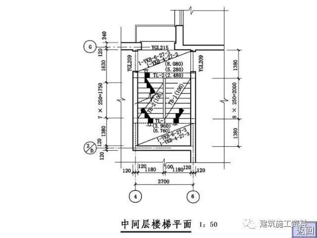 结构施工图识图大全,建筑施工入门级教程_34