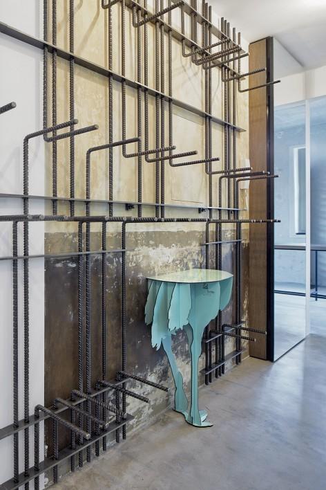 """""""非典型""""工业风-布拉格公寓设计_4"""