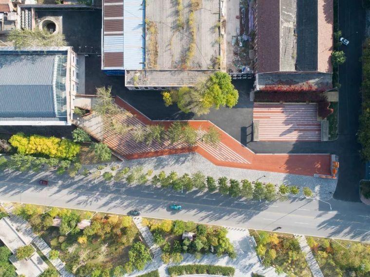 天津·京杭大运河创想中心:围墙,你想成为什么?