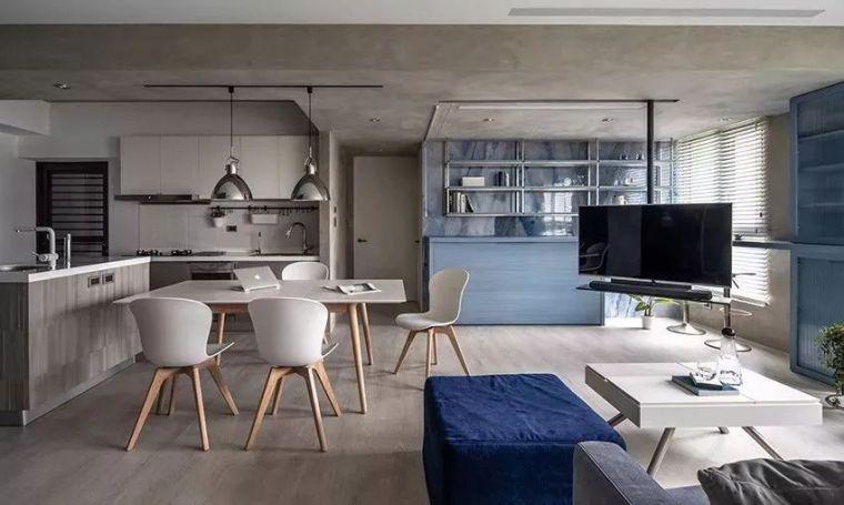 2019年灰色的最新家装设计搭配_4
