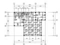 [甘肃]二层框架结构别墅建筑结构施工图(CAD、21张)