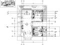 [江苏]新中式风格滨江会所空间设计施工图(附高清效果图)