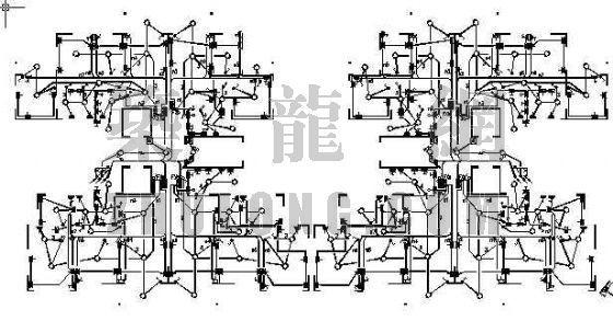 某综合楼电气设计图