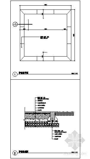 花岗岩种植池详图-4