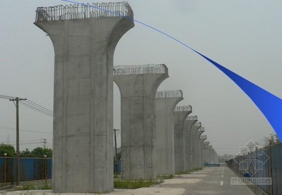 [QC]提高杭州地铁高架桥桥墩混凝土外观质量
