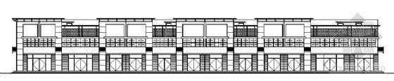 山东香港五金家居城B6、7块改造工程建筑施工图