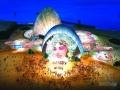 贝壳状大型钢桁架结构歌剧院及多功能剧场结构图(350张图)