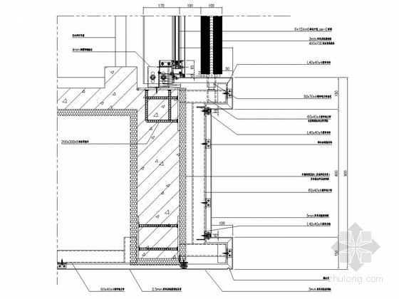 [合肥]20层产业园群雄综合楼高层施工图(玻璃幕使用幕墙传塔箭三国图纸怎么图片
