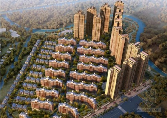 [四川]高层框剪结构住宅楼工程管理策划书(103页 图表丰富)