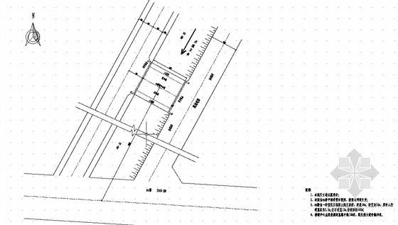某空心板桥整套施工图纸