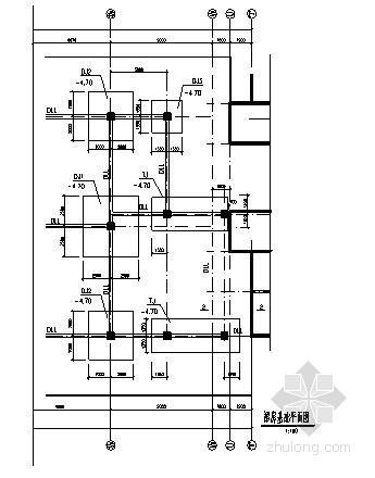 高层住宅楼基坑低换填灰土施工方案
