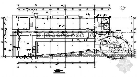 九龙基地办公楼建筑施工图-3