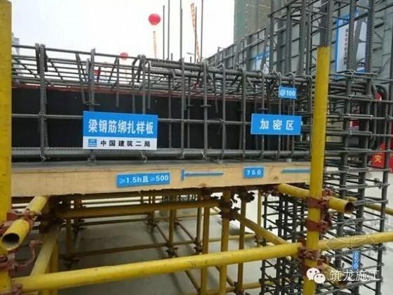大型国企建筑工程施工现场样板区亮点工艺展示及说明-工艺