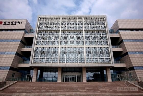 [河北]博物馆工程施工及质量创优情况汇报(多图)