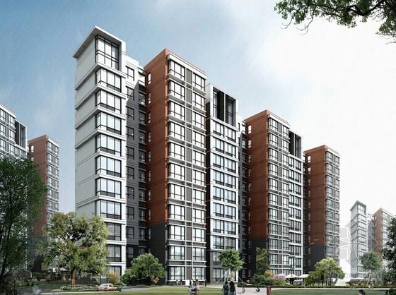 [浙江]多高层公寓项目室外景观绿化及市政配套工程预算书(含全套施工图纸)