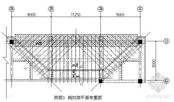 高大模架在建筑工程中的应用
