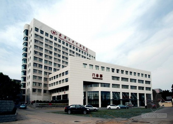 厦门医院10层综合楼(土建)工程造价指标(2013.1)