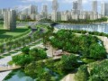 [广东]2015年商业区景观绿化工程量清单及招标文件(含全套图纸   投资概算)