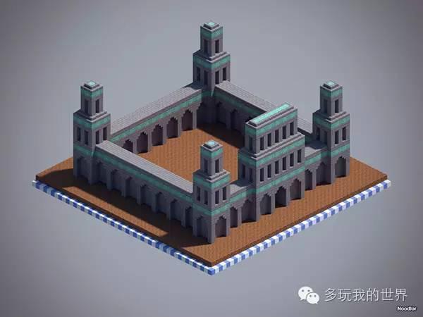 值得学习的建筑技巧设计非常独特的十款城墙_7