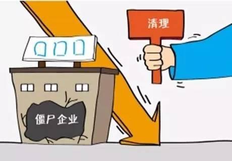 中国首份僵尸企业报告出炉,近三分一的建筑装饰企业在列
