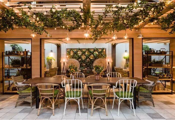 别找了,2018年最好看的餐饮空间设计都在这里了_46