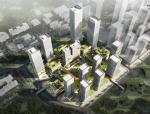 [深圳]留仙洞综合体建筑方案文本(共四个方案版本)