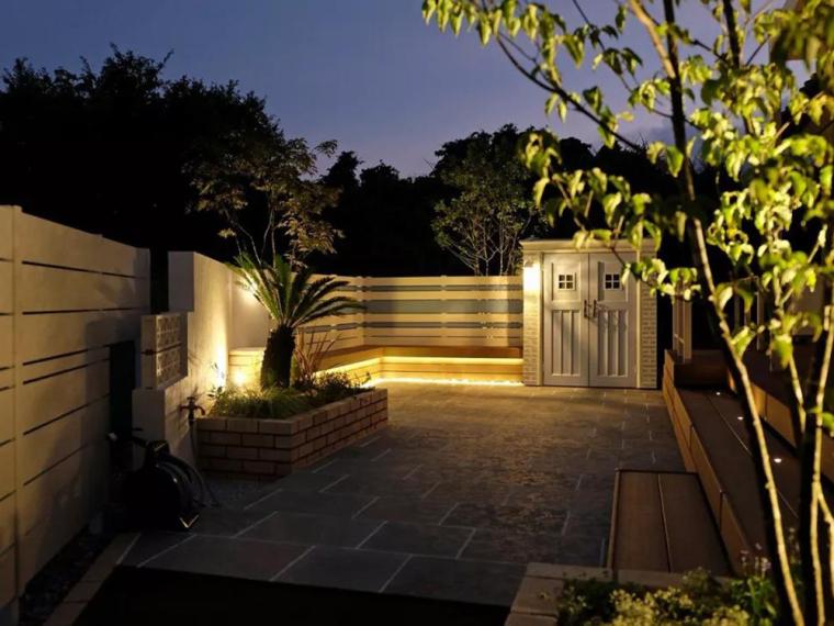 高颜值的入口景观设计