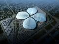 博物馆屋面工程施工组织设计(钢结构)