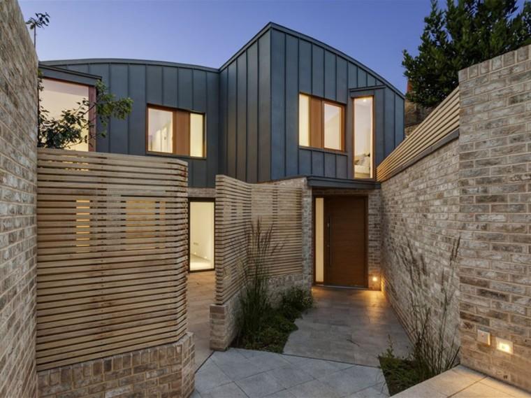 英国Benbow住宅