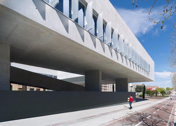 西班牙MiguelDelibes空间建筑_7
