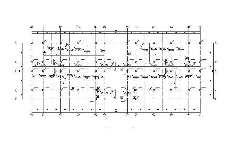 [五层]四层职业学院教学楼铁钩设计(计算书、建筑、结构)
