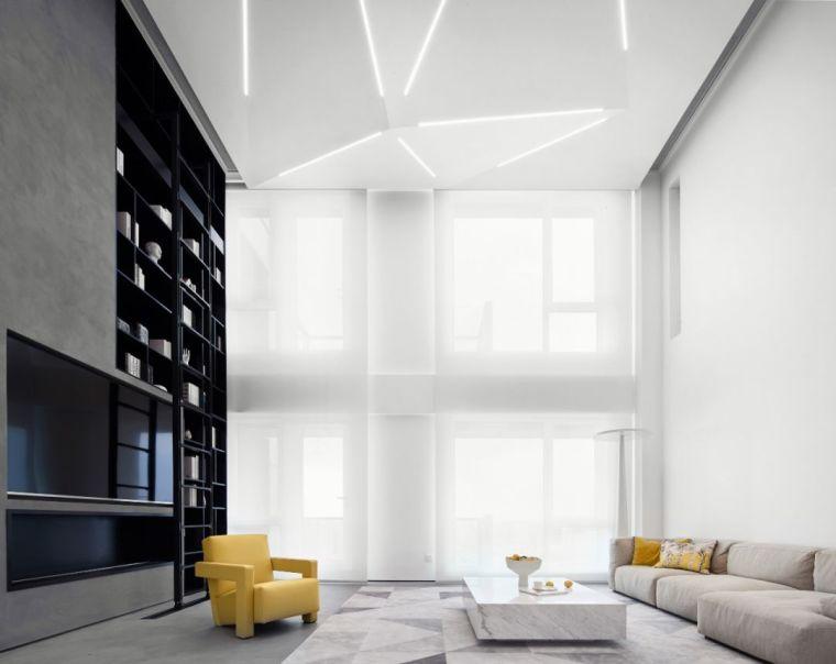 看看这3套复式样板房的设计,什么叫做简约之美!