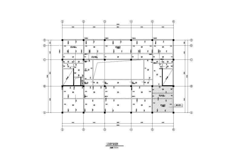 三层框剪结构售楼处结构施工图2018,16G101