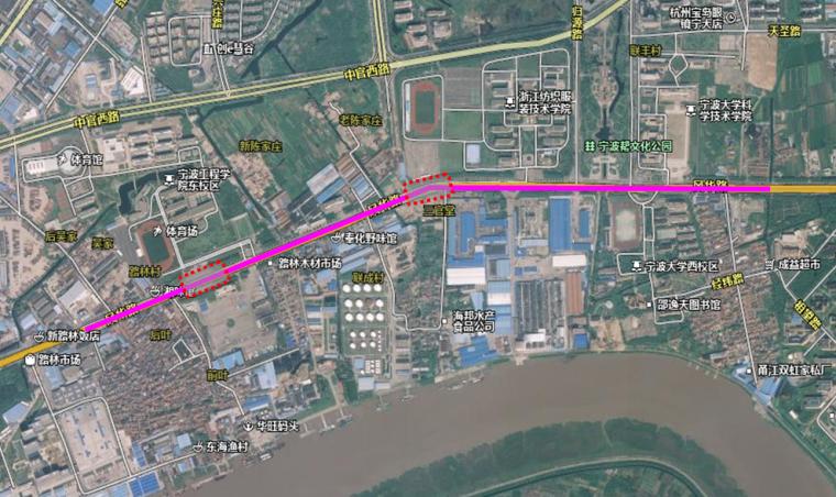 [浙江]軌道交通地下土建工程施工組織設計(技術標,2站3區間)