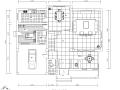 [上海]某中式三层别墅施工图及效果图