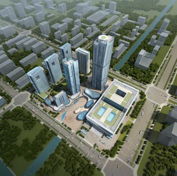 洛阳正大国际城市广场7#楼钢结构施工组织设计