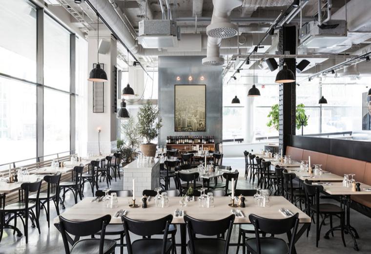 UsineRestaurantbyRichardLindvall餐馆设计实景图