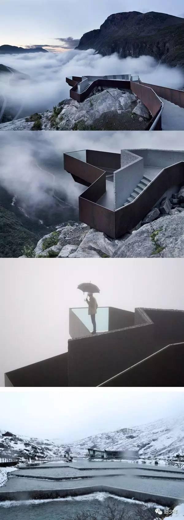 把家安在悬崖边,玩儿的就是心跳_19