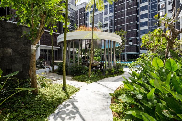 新加坡Lanai住宅区_12